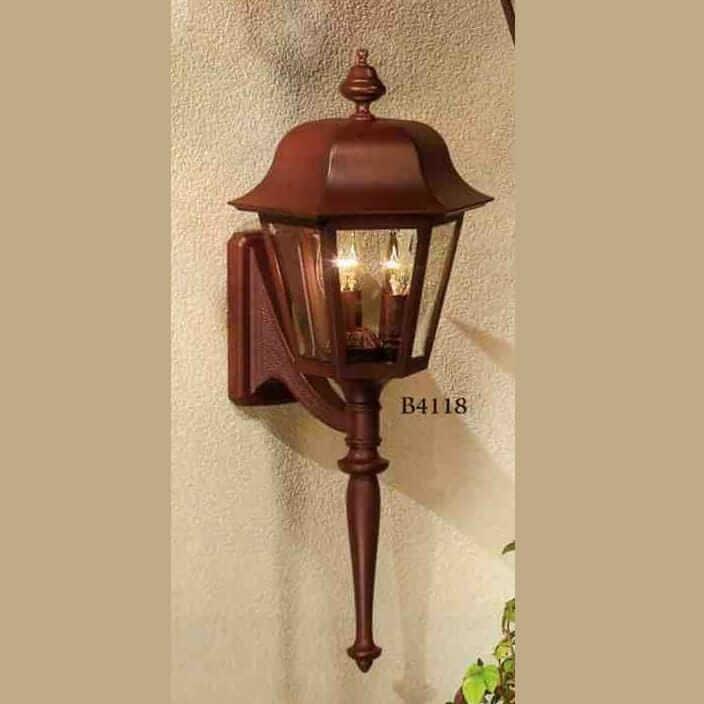 Exterior Lighting For Your Postwar