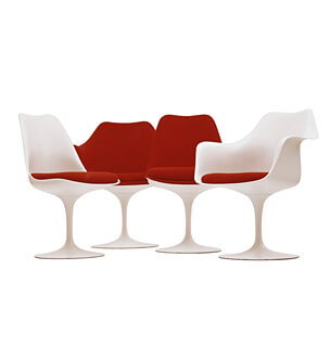 Beau Tulip Chairs