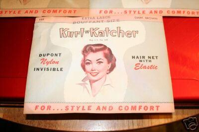 kurl katcher hair net