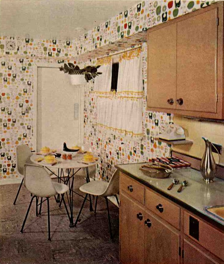 Recreating 50s 60s Birch Cabinets For Your Retro Kitchen Retro