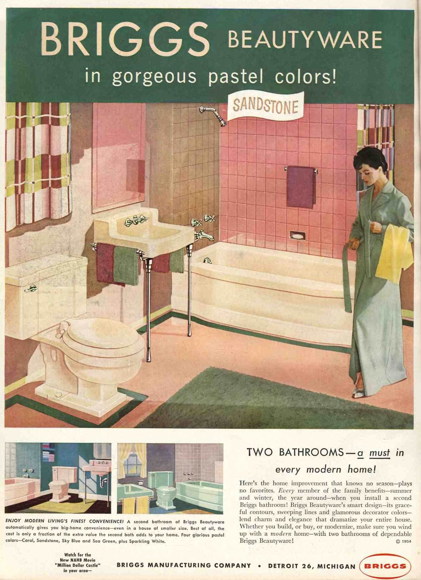 50s Bathroom Archives Page 5 Of 5 Retro Renovation