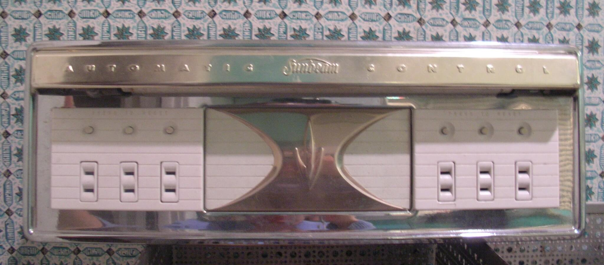 mint-in-box Sunbeam appliance center