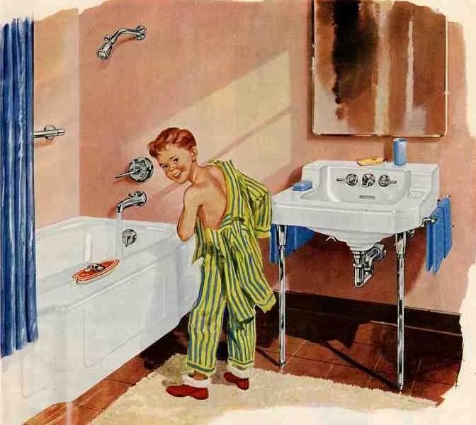 1949 kohler advertising