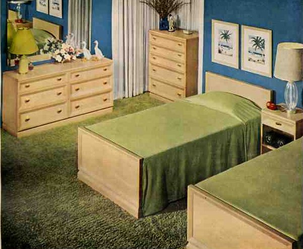 1952 Drexel Bedroom