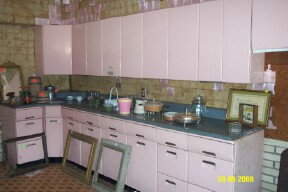 beauty queen metal kitchen cabinets