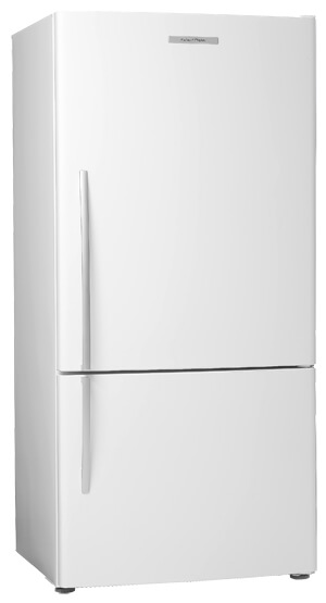 A refrigerator for tight spaces fisher paykel curved - Doors for tight spaces ...