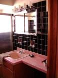 Midcentury Keith's amazing 1958 pink bathroom