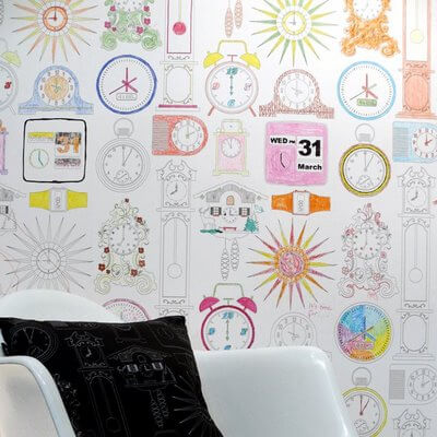 wallpaper you can color with crayons