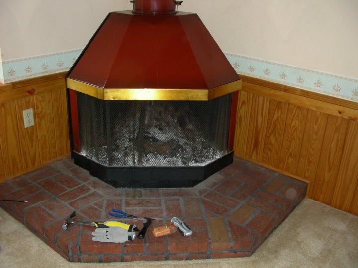 how do i paint my vintage metal malm or preway fireplace retro rh retrorenovation com vintage metal fireplace caddy with tools vintage metal fireplace caddy with tools