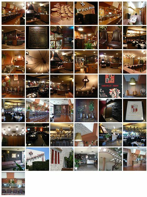 Be sure to see jericl cat's photostream of La Villa Basque