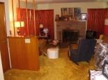 grandparents house living room
