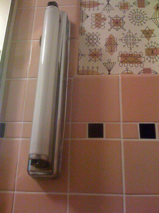 atomic doodle pink wallpaper bradbury