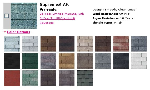 3 tab shingle colors roofing this roofing for your midcentury ranch cape or colonial classic three