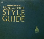 1941 Sherwin-Williams paint color and style guide - 60 pages.