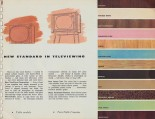 Wood finishes from 1956