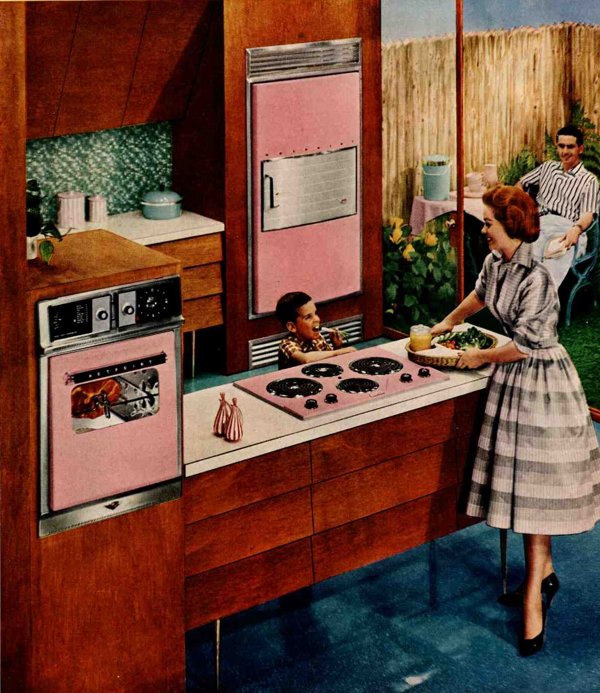 1960s inspiration kitchens retro renovation for 60s kitchen ideas