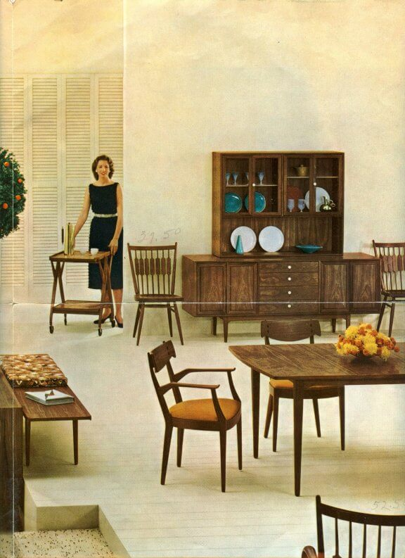 drexel declaration furniture ad