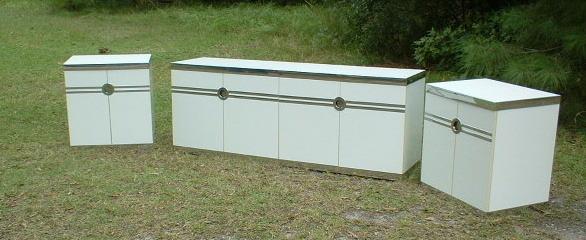 Speedway  On my retro radar  Pierre Cardin kitchen cabinets on ebay   Retro  . Ebay Kitchen Cabinets. Home Design Ideas