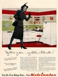 1947 Kelvinator kitchen