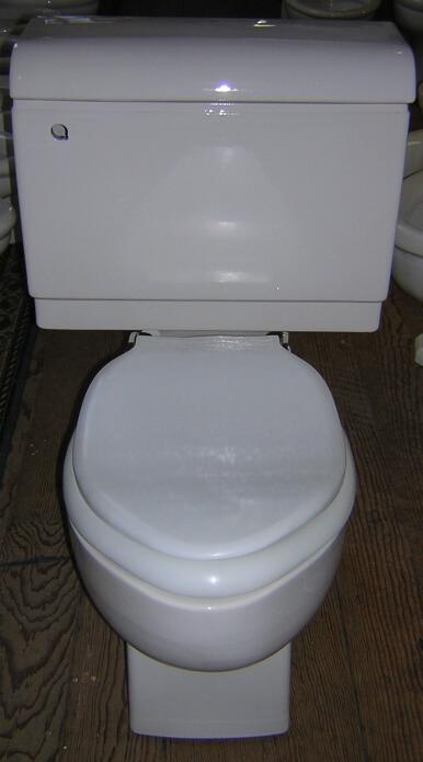 Vintage Crane Criterion toilet 1951