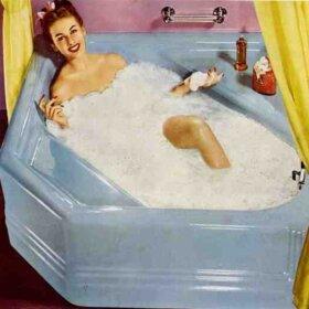 cinderella bath tub from american standard