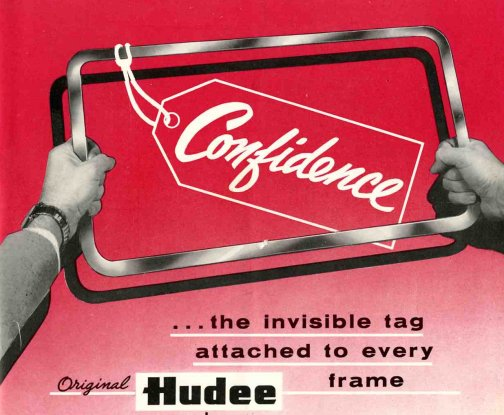hudee ring advertisement