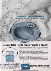 59 hudee ring for a crane bathroom sink