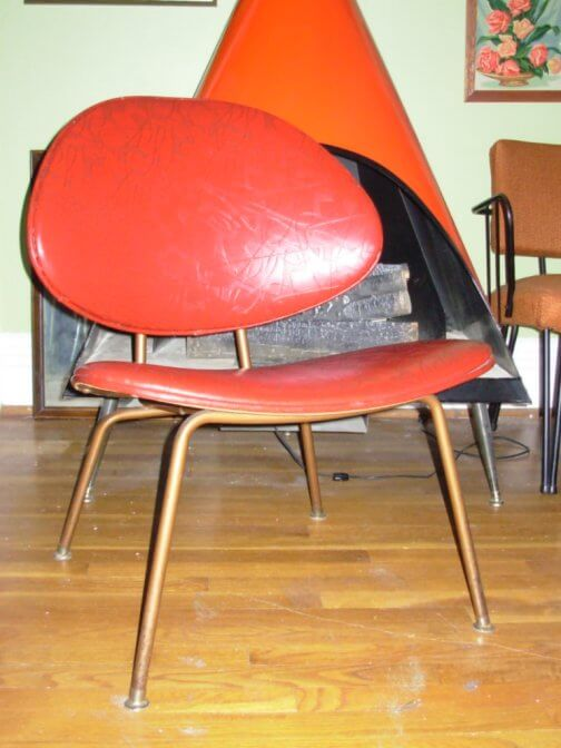 Chris Red Chair