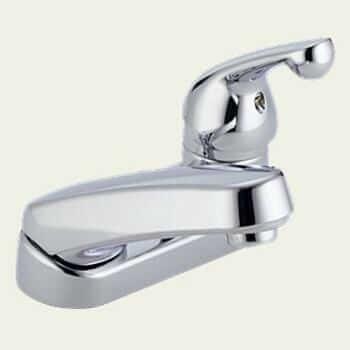 Retro Bathroom Faucet With Shampoo Sprayer.