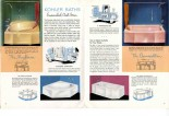 The complete layout of 1959 Kohler big square tubs -- click on each new screen to enlarge fully