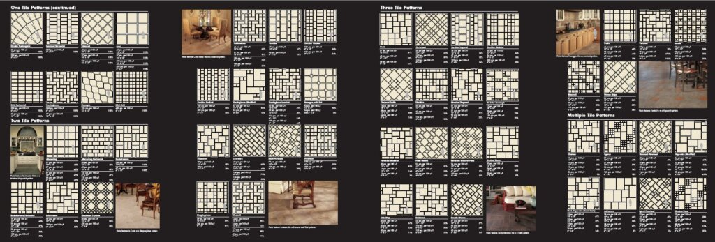 dal tile mosaic tile