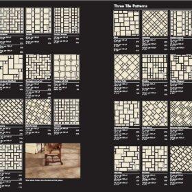 daltile mosaic tile patterns