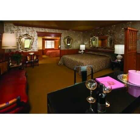 madonna inn room