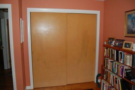 Superb Beautiful Vintage Closet Doors