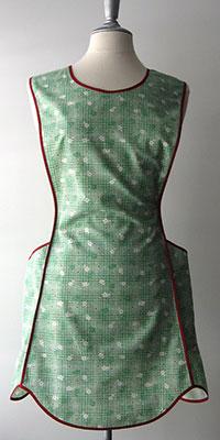 bella pamella vintage style apron
