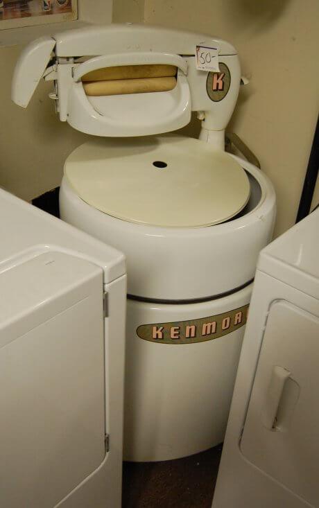1950s Sears Kenmore Washing Machine Retro Renovation