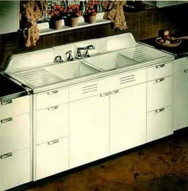 Why Were There Vents On Kitchen Sink Cabinets Retro