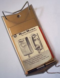 telephone-wall-memo-holder-vintage