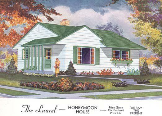 46 Years Of Aladdin Home Catalogs Retro Renovation