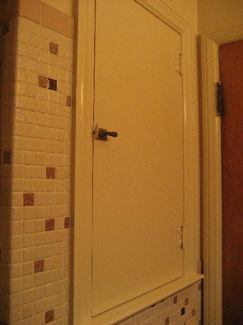 vintage bathroom mosaic tile