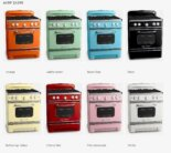 Vintage 1950s style stoves from Big Chill