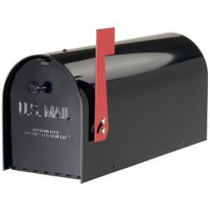steel-mailbox