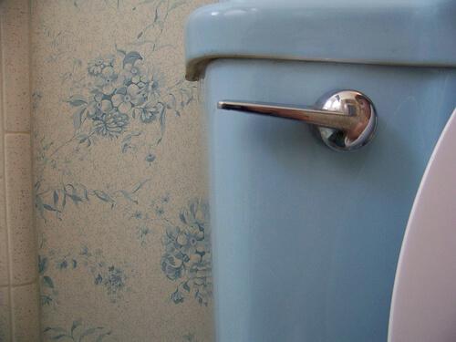 tiki-lisa-blue-vintage-wallpaper