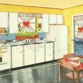 1947 kitchen