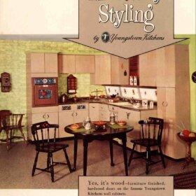 youngstown monterey design kitchen cabinets