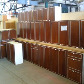 st charles kitchen cabinets with wood doors