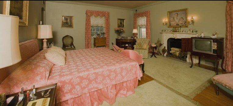 Bedroom at Gettysburg