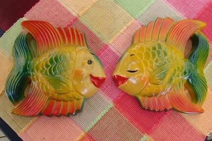 miller studio fish multicolored