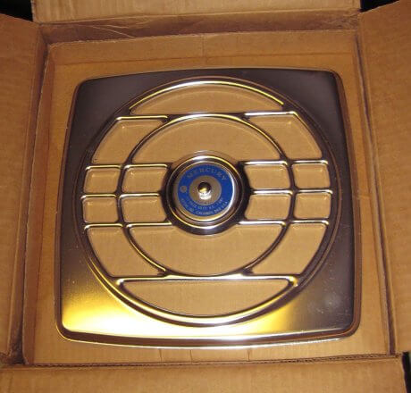 Tami\'s mint-in-box Mercury exhaust fan - Retro Renovation