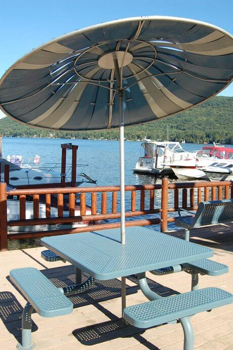 Sundrella Aluminum Patio Umbrellas In
